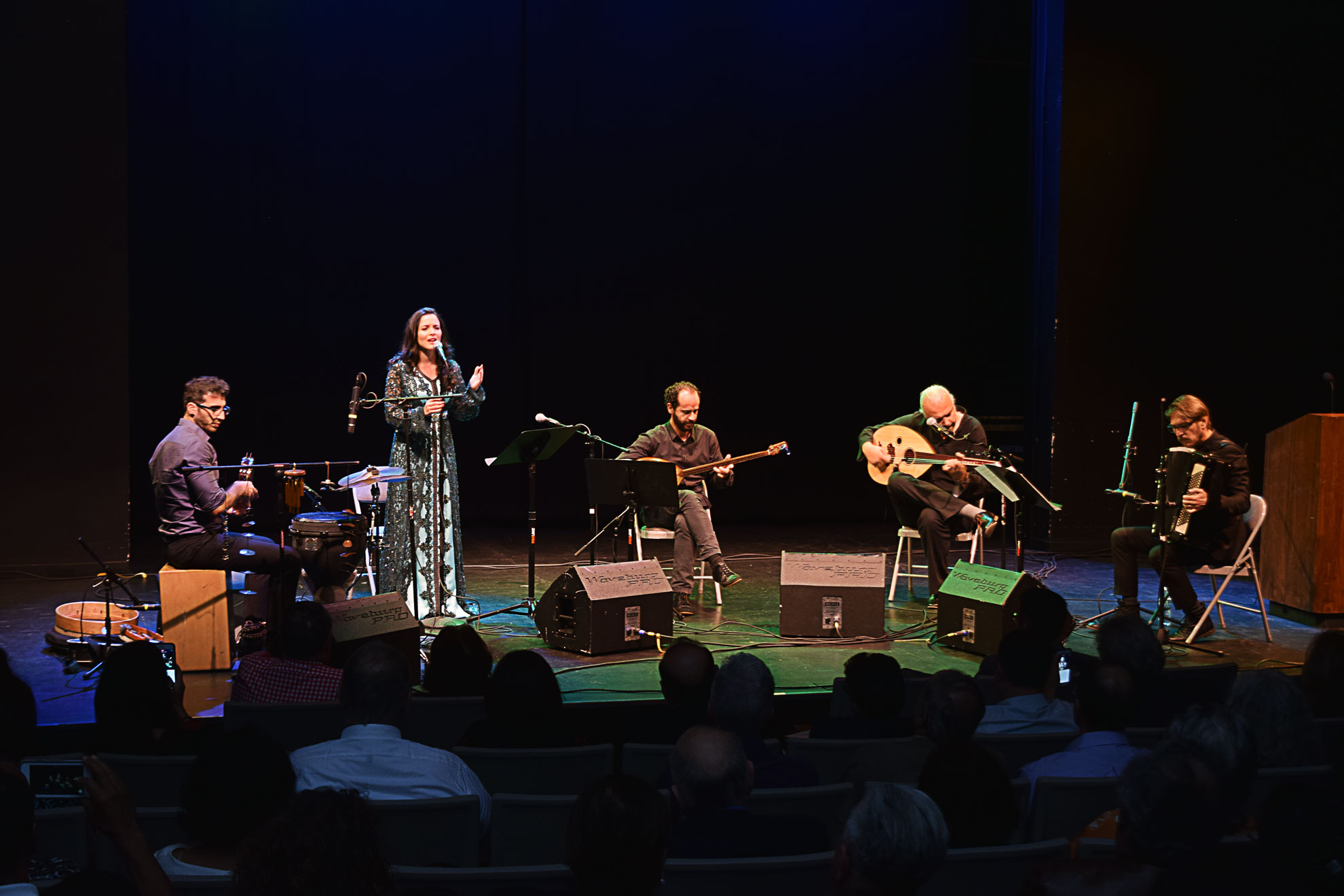 UPA hosts a benefit concert in DC.